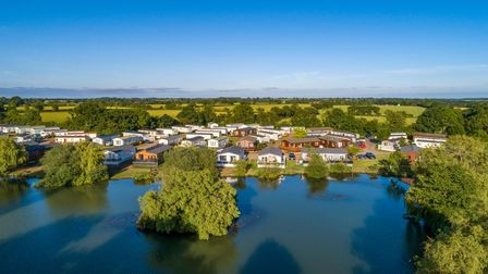 Carlton Meres Holiday Park in Saxmundham will be re-opening on Monday