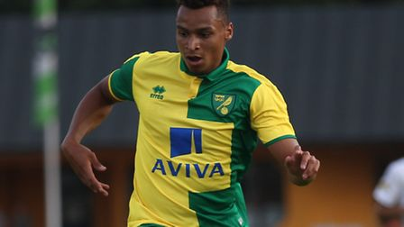 Jacob Murphy hit an absolute peach at Walsall. Picture: PAUL CHESTERTON/FOCUS IMAGES