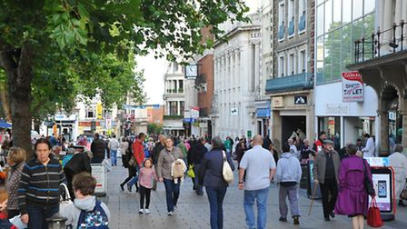 Norwich city centre businesses are being asked whether or not they support extended Sunday trading.