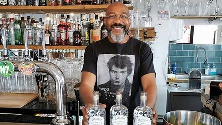 The Boathouse Cafe and Bar owner Derrick Daniel