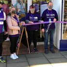 Ely Scope reopened by CE Mark Hodgkinson