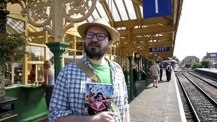 Ryan Pugh has written a book called Kismet Quick based on his exper
