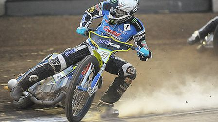 Darcy Ward is recognised as one of speedway's most exciting talents. Picture: IAN BURT