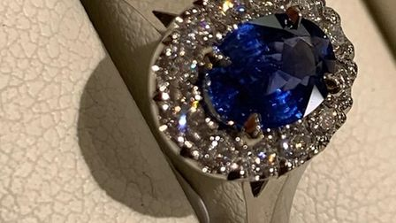 Engagement rings have been selling well at Dipples in Norwich