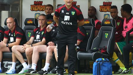 Alex Neil and Norwich City have been told to concentrate on succeeding in winnable games upon their