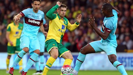 Gary Hooper has been touted with a Norwich City exit. Picture by Paul Chesterton/Focus Images Ltd