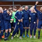 Crane Sports the current SIL Champions. Almost folded last week. Photo: PAUL VOLLER - Credit: Archant