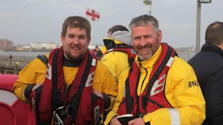 RNLI Harwich is looking for volunteers to help man its lifeboats in Essex and Suffolk