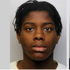 Jailed... 18-year-olds Smith-Williams and accompliceGabriel Burke-Georgioufor knifer attack on train.