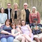 The cast of 'Blitzed' a new production written and directed by Katie Smith.