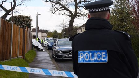 A man is in a critical condition after beingstabbed in Thetford.Picture: DENISE BRADLEY