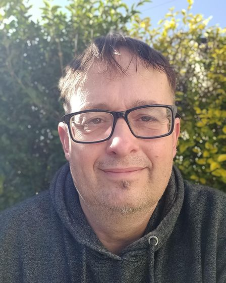 Andy Patmore, Green candidate for the 2021 police and crim commissioner elections in Suffolk