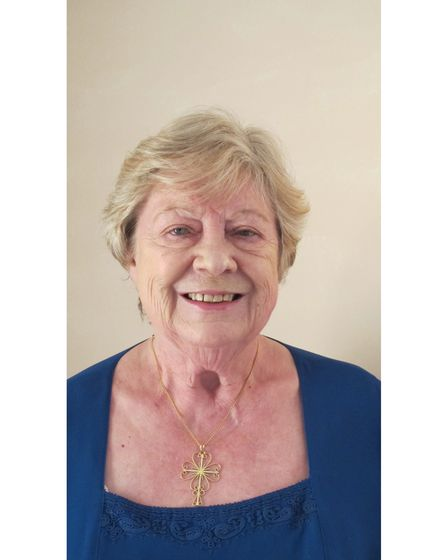 Christine Channon, Conservative Party candidate for the Devon County Council elections