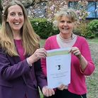 RachaelMustill and LynnRiches, who lead the mental health and child protection provision at Ely College.