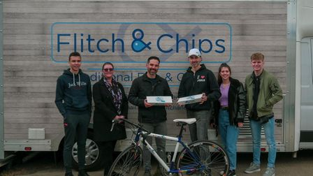 The Flitch & Chips team