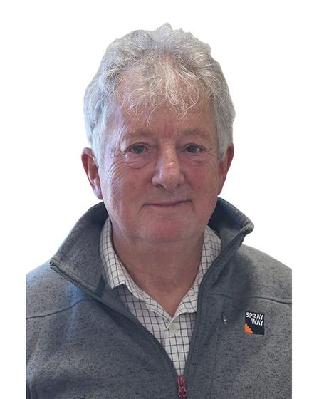 Michael Roseer, Green Party candidate in the Exmouth ward