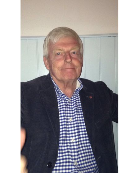 Jeff Trail, a Conservative Party candidate in the Exmouth ward