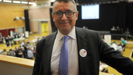 Harwich and North Essex MP Sir Bernard Jenkin said he would be arguing for tier one Picture: PHIL MO