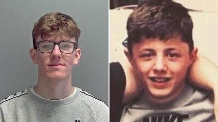 Cory Phipps, left, was jailed for 32 months after supplying MDMA to Ben Moughton, right.