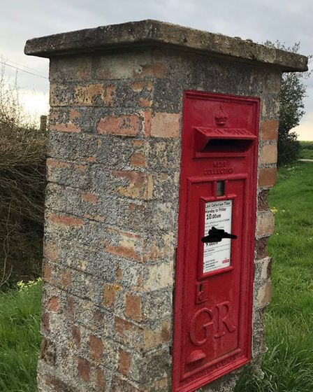 Post boxes in Suffolk are being targeted by thieves