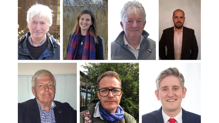 The candidates for the Devon County Council election in the Exmouth ward