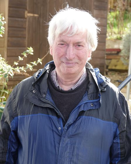 Tim Dumper, Liberal Democrat candidate for the Exmouth ward