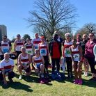 Dagenham 88 Runners hosted the final race of the Chingford League season at Central Park