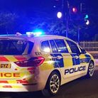 Police are appealing for witnesses after men storm restaurant brandishing a gun