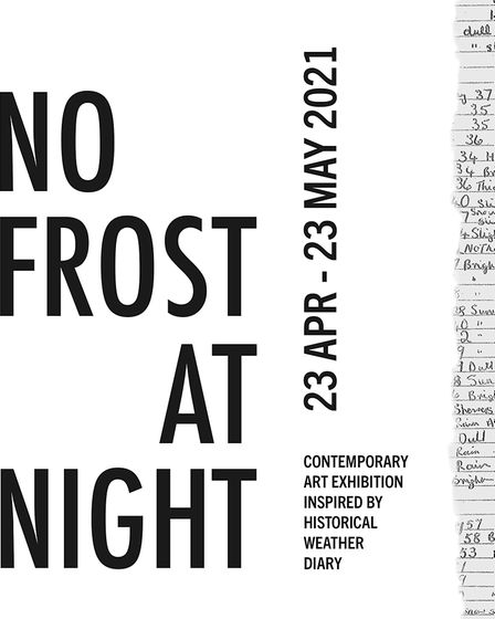 No Frost at Night exhibition at Babylon Gallery in Ely