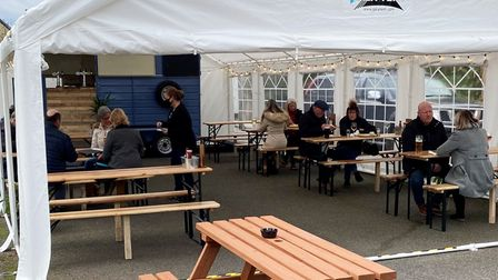 The Seven Stars pub March reopening Covid