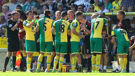 Who would make your starting XI for Norwich City at Southampton?