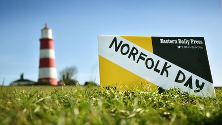 Norfolk Day Happisburgh Lighthouse GENERIC Picture: ANTONY KELLY