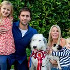 Chewie and his new family in Filby. Picture: Sandra Lowe Photography