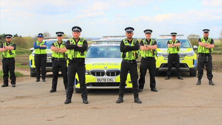 Cambridgeshire'sRural Crime Team (RCAT)comprises nine officers and staff working across the county