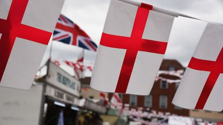 Romford Market hosting a day of entertainment to mark St George's Day.