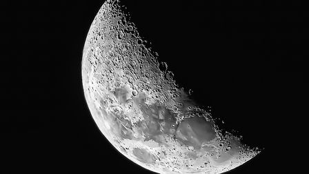 Photographer from Whittlesey moon image