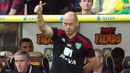 Alex Neil and his players impressed many with their 3-1 victory over Bournemouth on Saturday. Pictur