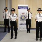 A university lecturer, two students and a company director are amongst the latestspecial constables