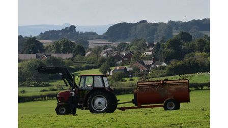 Farming in East Devon shouldn't be a casualty of trade freedoms - Simon Jupp