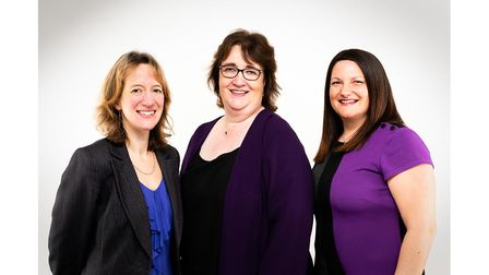 The team from HR Dept, which is sponsoring an Exmouth Business Award