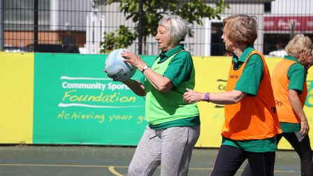 The CSF Extra Time programme sessions have been successfully run in Norwich, and now they will launch in Beccles this week.