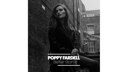 Poppy Fardell's EP has been a success already