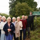Residents of Rolling Pin Lane in Dereham are unhappy with the hedges and size of the trees that surr