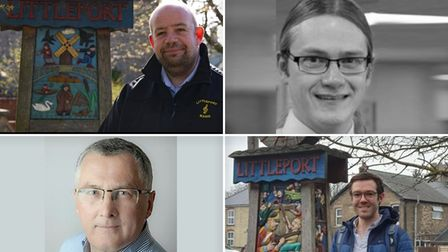 The four nominations for the Littleport division in the 2021 Cambridgeshire County Council elections