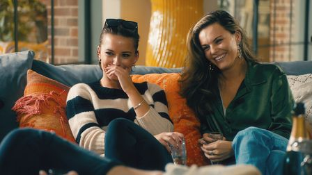 E4/Made in Chelsea stars Liv and Emily