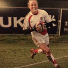 Vicky Macqueen played for England's Red Roses for more than five years as a fullback