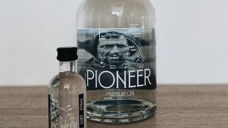 The drink was beaten to the top award by a Berkshire gin