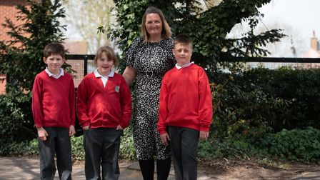 Mrs Pink, who works at St Gregory's Primary School in Sudbury, has been shortlisted for a teaching a