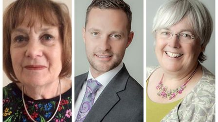 Nominations for Burwell in the Cambridgeshire County Council elections