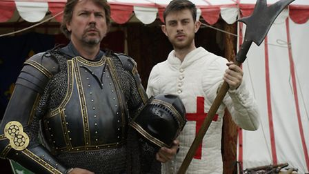 Medieval spectacular at Erpingham to celebrate the 600th anniversary of the Battle of Agincourt and